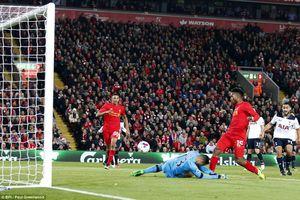 Sturridge tỏa sáng, Liverpool giành chiến thắng trước Tottenham