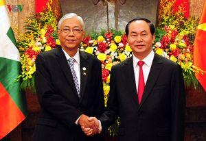 Tuyên bố chung Việt Nam-Myanmar
