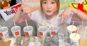 'Thánh ăn' Kinoshiata Yuka giữ dáng như thế nào?