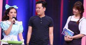 Trường Giang đòi bỏ làm MC vì Hari Won