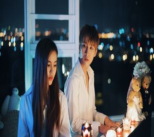 """Fan Kpop """"tan chảy"""" với bản cover """"On Rainy Day"""" của Hàn Khởi"""