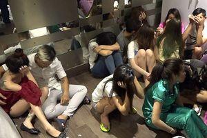 Gần trăm dân chơi dự tiệc sinh nhật thác loạn của thiếu gia Sài Thành