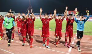HLV Hoàng Anh Tuấn: 'Ngôi sao duy nhất của U19 Việt Nam nằm trên ngực áo'