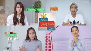 An Nguy, Chi Pu, Khánh Ngân cùng Big Daddy hào hứng dự đoán HLV 'Vua làng cười Việt'