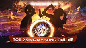 Top 2 Sing My Song online được đi tiếp vào vòng ghi hình chính thức lộ diện!