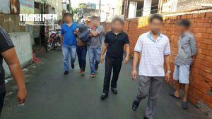 Bắt nghi phạm giết vợ con của Trưởng ban dân vận huyện trong căn biệt thự
