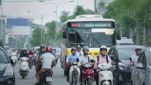 Xe buýt - nỗi ám ảnh kinh hoàng của người tham gia giao thông