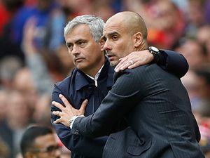 Dưới cái bóng Van Gaal, Mourinho sẽ lại thua Guardiola một lần nữa?