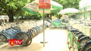 Triển khai đề án xe đạp công cộng tại Hà Nội, liệu có khả thi?