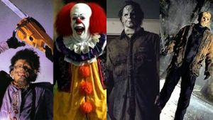 Những ác nhân lừng lẫy trở thành 'gương mặt thương hiệu' trong dòng phim kinh dị