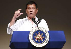 Duterte muốn quân Mỹ rời khỏi Philippines