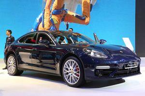 Trải nghiệm nhanh Porsche Panamera mới giá 10,6 tỷ đồng