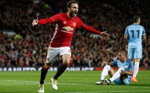MU 1-0 Man City: Quỷ đỏ phục hận