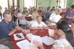 9.30' TRỰC TIẾP: Tọa đàm về điều chỉnh tuổi nghỉ hưu