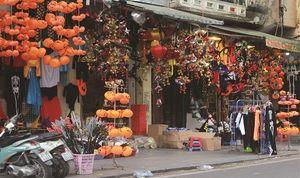 'Tử thần giấu mặt' trong đồ hóa trang Halloween xuất xứ Trung Quốc