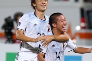 Người hùng Nhật Bản thừa nhận 'ăn may' khi phá lưới U19 Việt Nam
