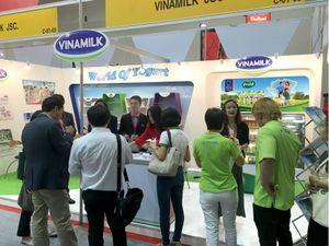 Sữa chua Vinamilk được đánh giá cao tại thị trường Thái Lan