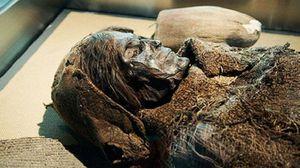 Lời kêu cứu từ xác ướp 7000 năm tuổi