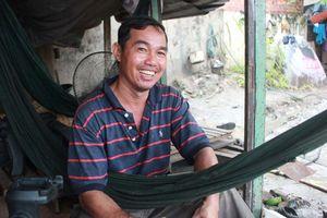 Người đàn ông 11 năm không mệt mỏi tìm… chỗ kẹt xe ở Sài Gòn
