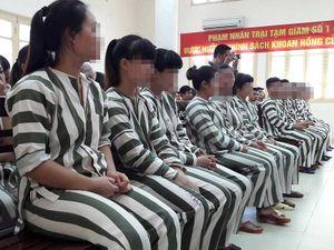 Phạm nhân được gặp chồng nhưng phải tránh thai