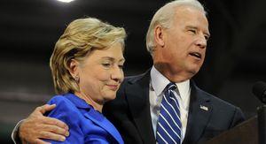 Bà Clinton nhắm ông Biden làm ngoại trưởng nếu đắc cử