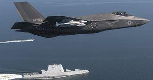 Ngắm sự thống trị của Hải quân Mỹ trong tương lai chỉ qua một bức ảnh
