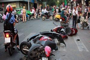 5 ngày Tết, 155 người chết vì tai nạn giao thông
