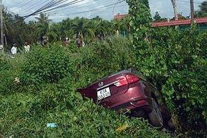Tiền Giang đình chỉ công tác CSGT lái ô tô gây tai nạn chết người