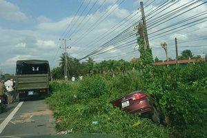 Khởi tố CSGT điều khiển ô tô gây tai nạn khiến 2 người tử vong