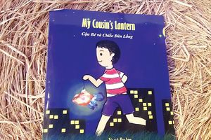 Ra mắt sách Cậu bé và chiếc đèn lồng nhân dịp Trung thu