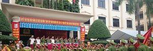 Trường Đại học Phòng cháy chữa cháy khai giảng năm học mới