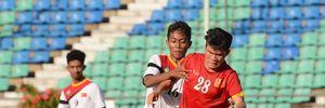 Toàn thắng 3 trận, U19 Việt Nam đứng đầu bảng G
