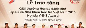 Honda chung tay vì nền khoa học công nghệ Việt Nam