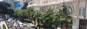 Sài Gòn: Cấm lưu thông xe một số tuyến đường trung tâm đêm Giao thừa