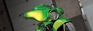 """Dàn Harley-Davidson độ bagger """"siêu chất"""" trên đất Mỹ"""
