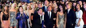 Ben Stiller lập kỷ lục thế giới với gậy selfie dài 8,56m