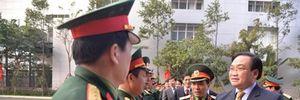 Nhận thức rõ vinh dự và trách nhiệm bảo vệ Tổ quốc trong tình hình mới