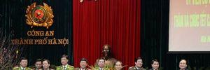 Bí thư Thành ủy Hoàng Trung Hải chúc Tết CAHN, bộ Tư lệnh Thủ đô và gia đình chính sách