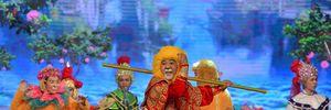 Nghệ sĩ Bạch Long - 33 năm gắn liền với vai... khỉ