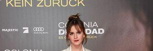 Emma Watson diện váy trễ nải khoe vòng 1 gợi cảm trên thảm đỏ