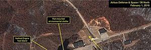 Triều Tiên không cho thấy dấu hiệu dừng kế hoạch phóng tên lửa