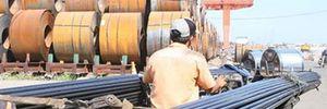 Việt Nam có nguy cơ trở thành thị trường tiêu thụ thép nhập khẩu