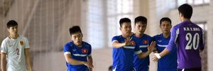 Tuyển Futsal Việt Nam đè bẹp Trung Quốc