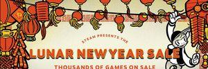 Steam ồ ạt giảm giá nhân dịp năm mới Bính Thân