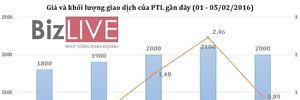 """PTL tăng trần liên tục, dư mua """"chất đống"""""""
