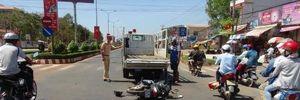 49 người chết, bị thương vì tai nạn giao thông trong ngày nghỉ tết đầu tiên