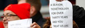 Người hâm mộ quay lưng vì Liverpool tăng giá vé