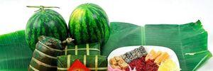 Bí quyết ăn uống không tăng cân ngày Tết