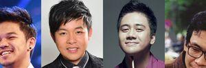 10 quý ông tuổi Thân tài năng điển trai của showbiz Việt