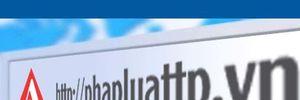 Báo Pháp Luật TP.HCM thông báo thay đổi tên miền (domain) truy cập